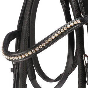 Equestrian Horses Bridle With Reins Italian Leather