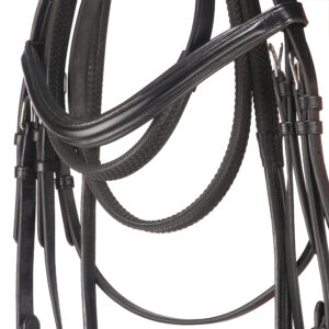 BRIDLE WITH FREE REINS( ITALIAN LEATHER)