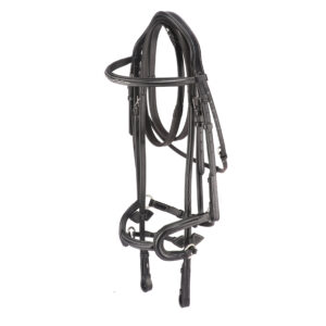 BRIDLE SET HANDCRAFTED IN FINEST ITALIAN LEATHER