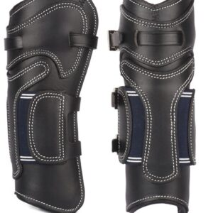 Fetlock Tendon Boots for horses Soft Padded Leather
