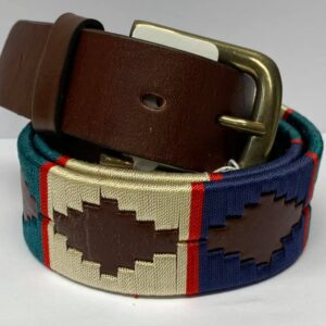 Mens Womens Unisex Premium Quality Leather Polo Belts