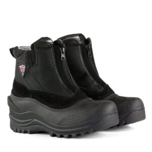 Thinsulate lined work boots