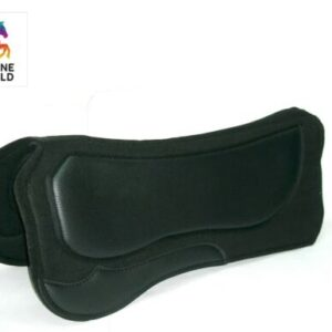 WESTERN SADDLE PAD, ALL PURPOSE FELT W/ SHOCK ABSORBER PATCH